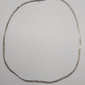 Jewelry - Silver Filigree Necklace